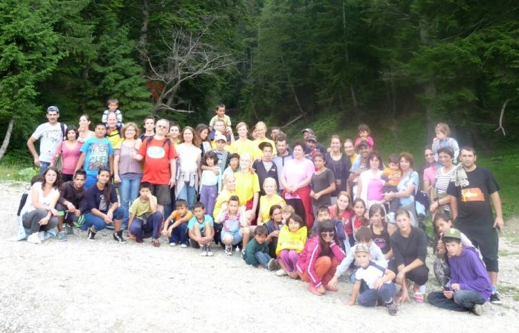 Families retreat 2013