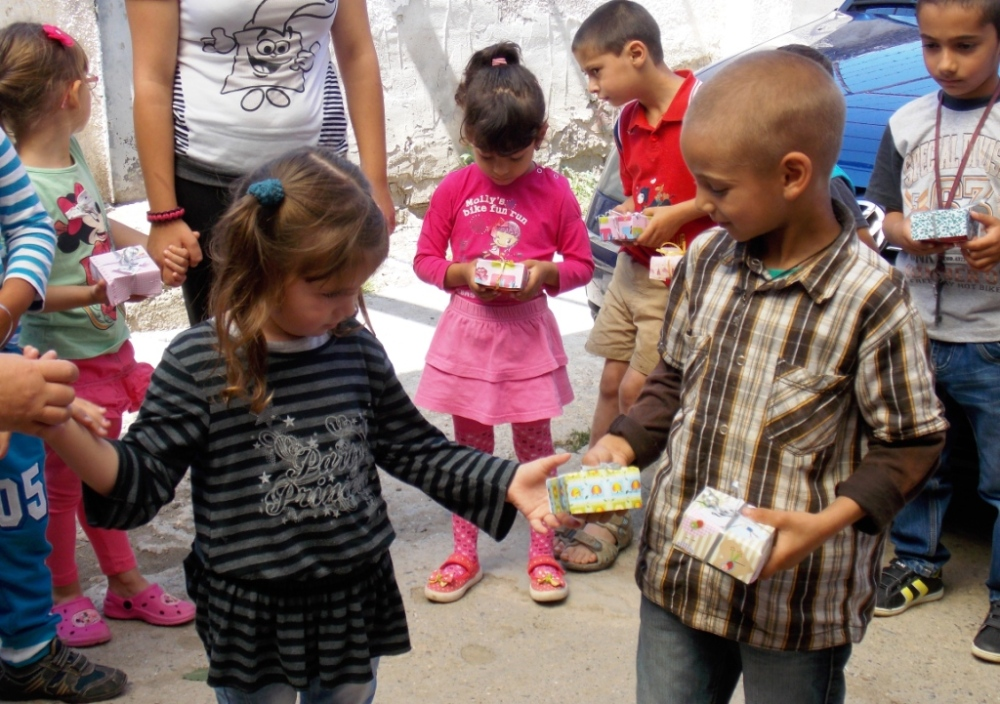 Practicing generosity