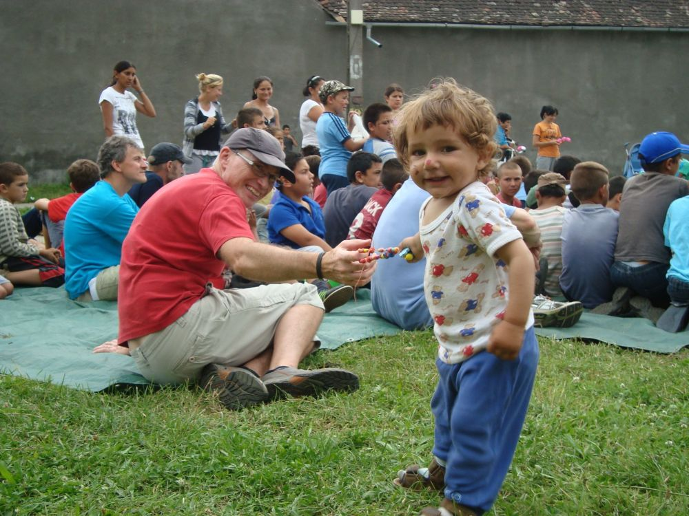 Little kid from Hoghilag
