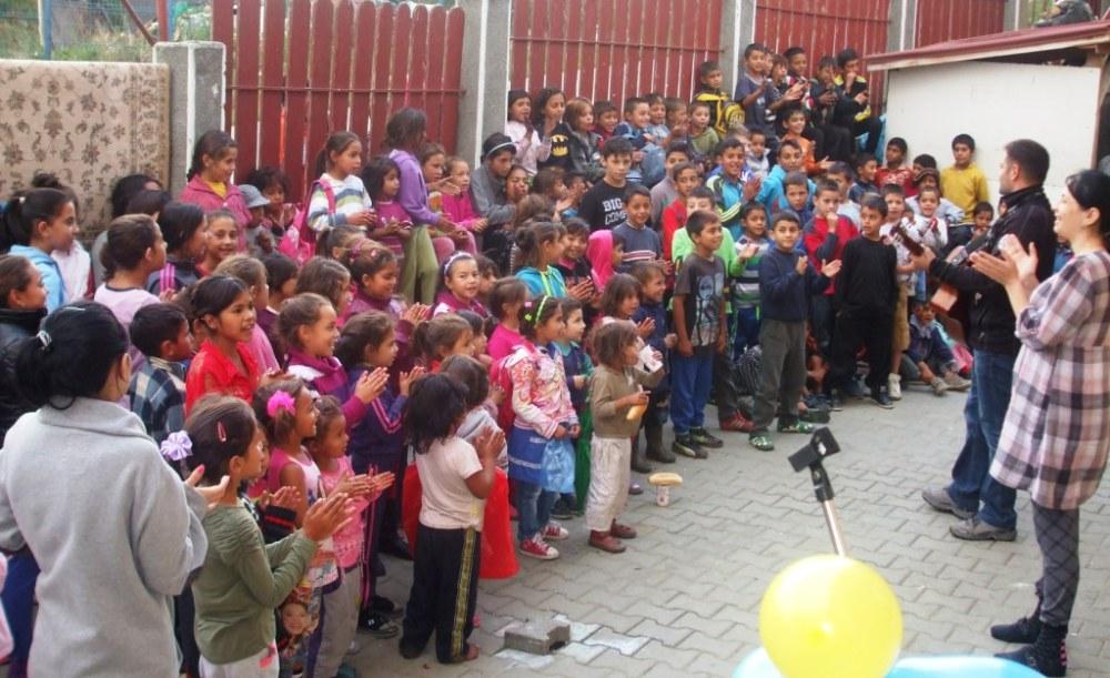 The SWSS program in Valea Rece