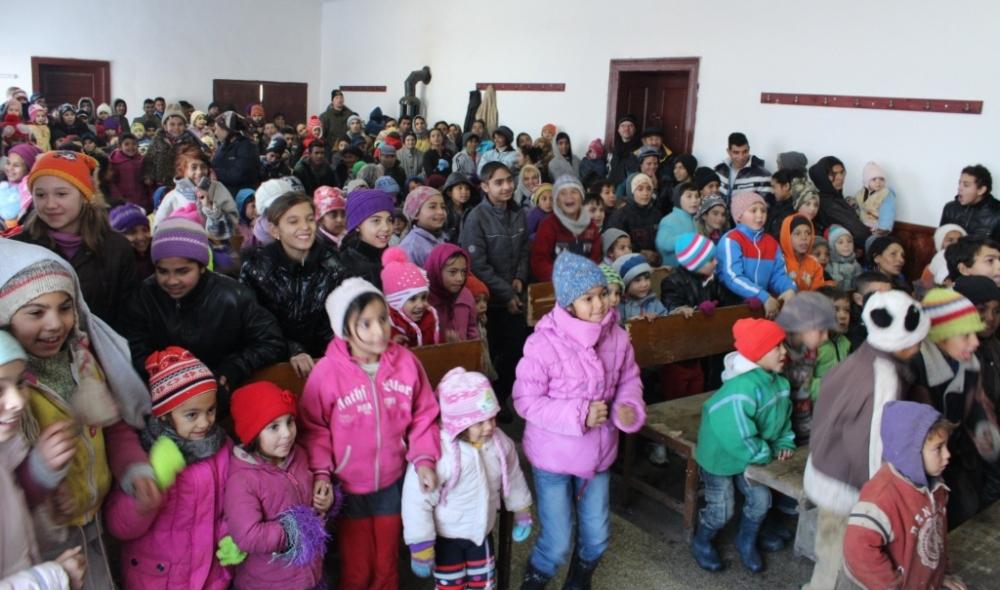 The program in Șoard