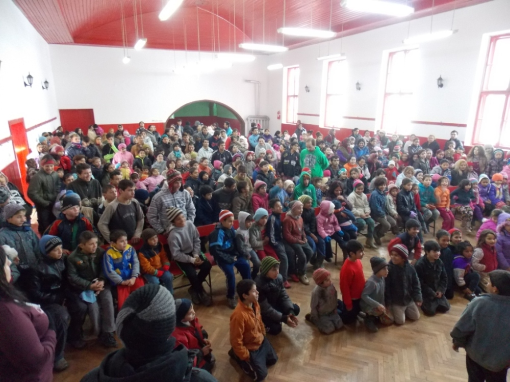 The program in Seleuș