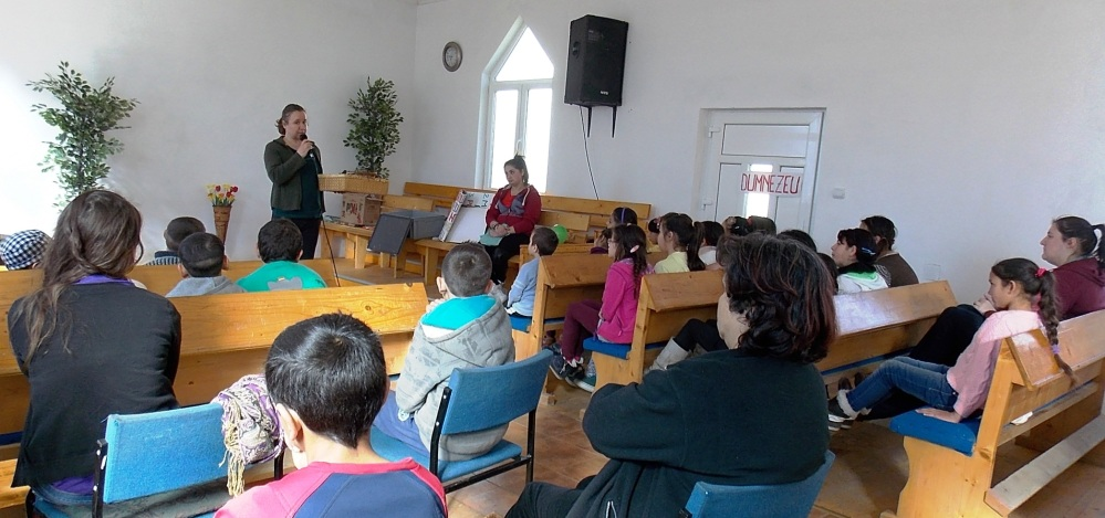 The Bible Lessons in Daneș