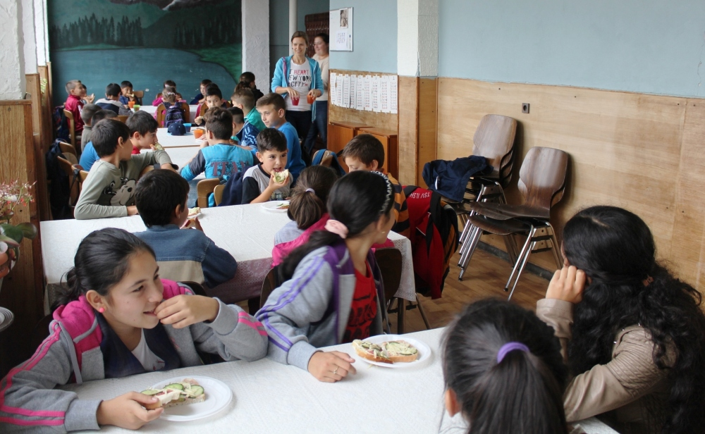 Over 30 kids are registered now for the After School program